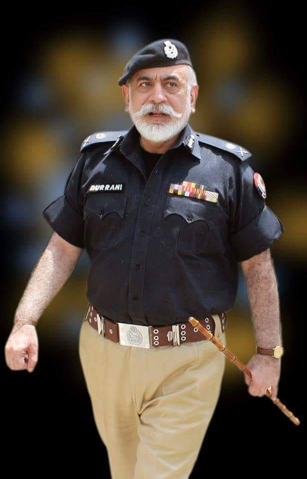 Surely, need this man&#39;s expertise for Police reforms in all the provinces. Ex IGP KP, Mr. Nasir Khan Durrani <br>http://pic.twitter.com/2z8N6EogQu