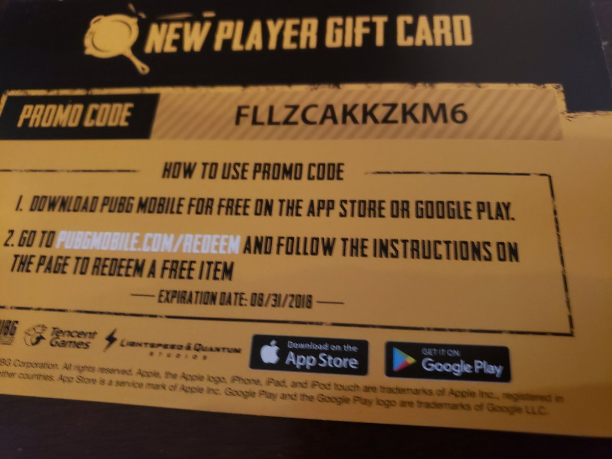 Free Gift Codes For Pubg | BestWatchesGifts CO