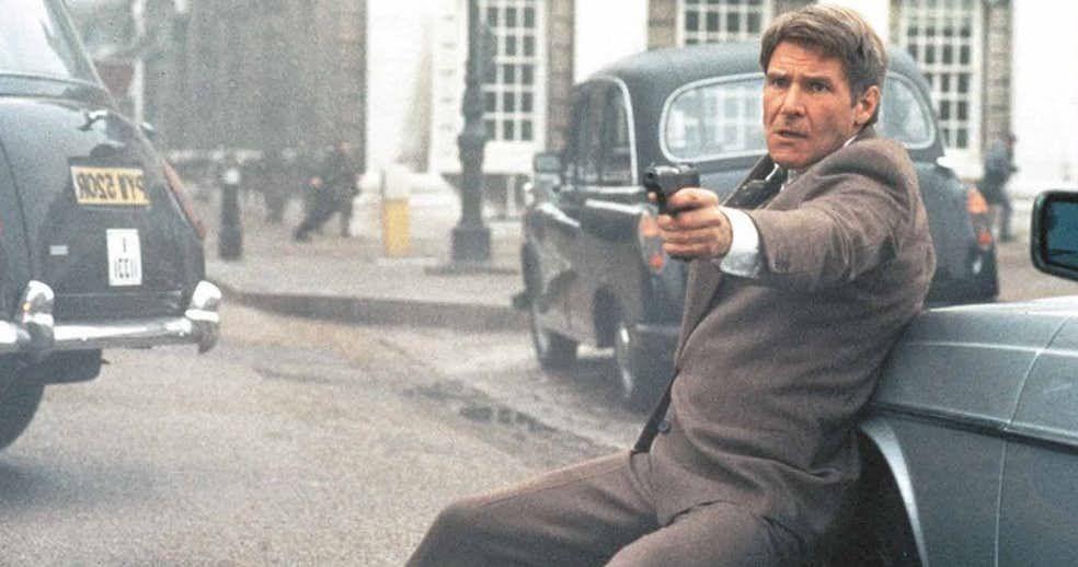 Jack Ryan 5-Film Collection Getting the 4K Blu-ray Treatment buff.ly/2BCB8dZ