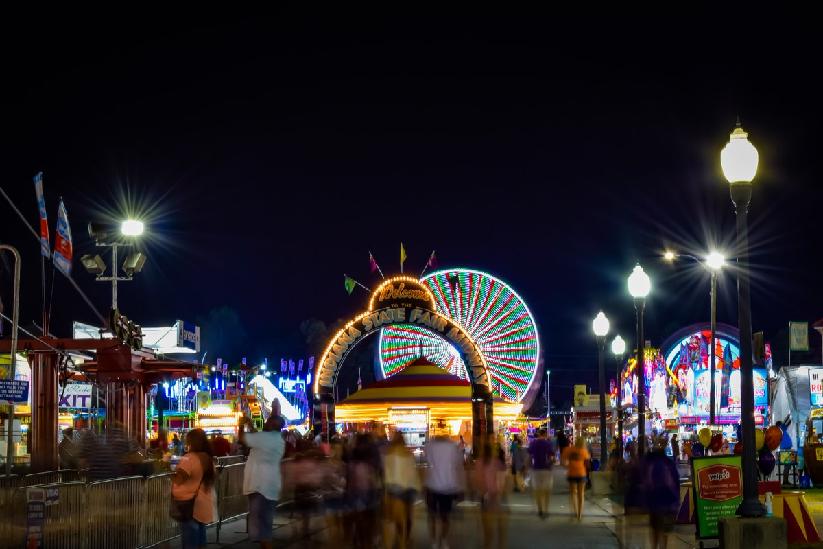 Indiana State Fair on Twitter:
