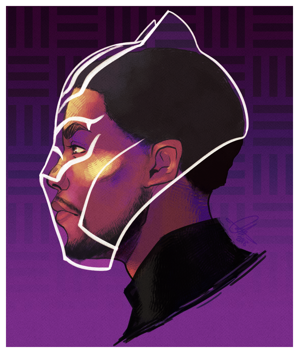rewatched black panther (for the third time)and felt inspired #BlackPanther <br>http://pic.twitter.com/zR2riF2KHa