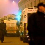 Image for the Tweet beginning: Prison violence 'explosion' at HMP