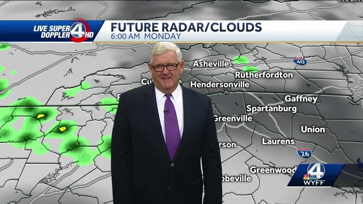 Videocast: Fog early, scattered PM showers. dlvr.it/QgSxtn