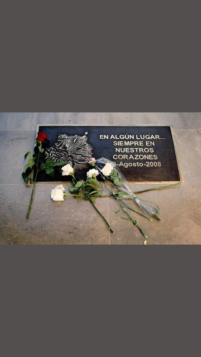 10 años del accidente de Spanair. 154 fallecidos #dep