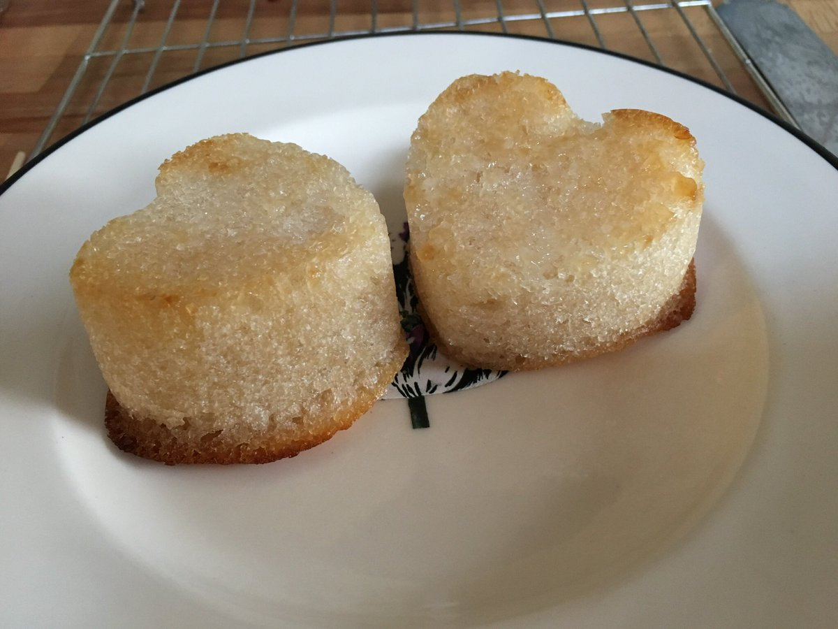 My #pku exchange free  Coconut-Vanilla Strawberry Hearts....   (Nb there is Phe in acquafaba &amp; also Coyo, but not countable in this portion size) <br>http://pic.twitter.com/1ArGHm76Za