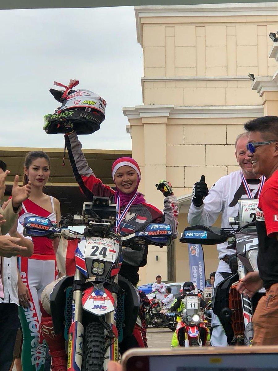 Pereli Indonesia Juara dan Capai Target Garis Finish di Kamboja detik.id/6T3U6d