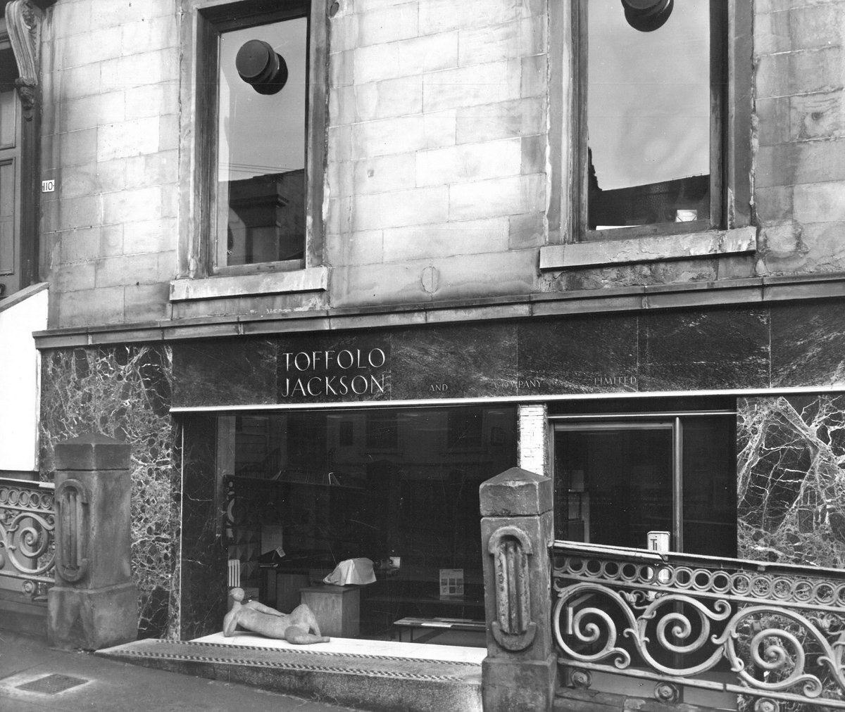 Glasgow City Archives On Twitter Toffolo Jackson Co Ltd