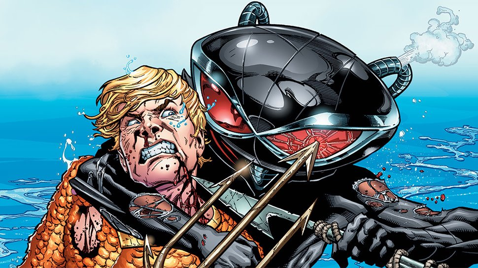 One of #Aquamans greatest villains is heading to the big screen this fall. Heres everything you need to know about #BlackManta: bit.ly/2PmcIrR