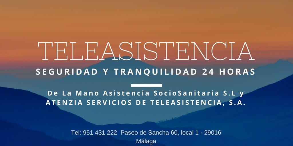 También en verano estamos pendientes de ti. #DeLaMano #TeleAsistencia vía .@AtenziaEspana Descubre los beneficios al contratarlo con nosotros. 👉🏼 ow.ly/sd1850ifAMe 👈🏼
