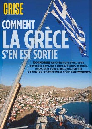 La #Grèce va mieux et elle est sortie de la crise, disent-ils  ❌ taux de chômage supérieur à 20 %  ❌ 35 % de la population sous le seuil de pauvreté  ❌ revenu annuel médian inférieur à 8000 euros  ❌ PIB diminué d'un tiers  ❌ Millions de grecs privés de soins de santé
