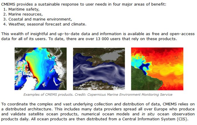#DYI about the new CMEMS Phase 2 products such as: biogeochemical data to support  fisheries and aquaculture; CO2 fluxes and ocean pH; &amp; micronekton products. Learn more:  http:// bit.ly/2MsqWK4  &nbsp;  <br>http://pic.twitter.com/nOFePjJJ4R