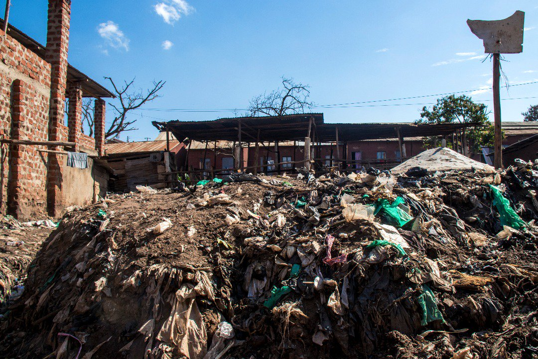 Kaveera takes up to a 1000 years to discompose, imagine the lifetime our soils have to endure to get ride of this pile! Let's rid ourselves of this menace.   #TuveKuKaveera #NBSUpdates<br>http://pic.twitter.com/uNW02bEbD0