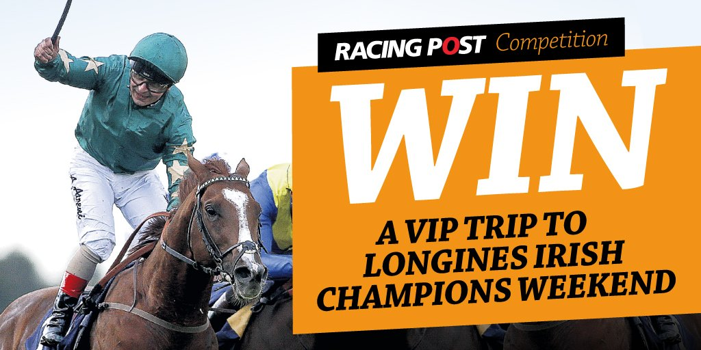 Two amazing days racing, lunch @LeopardstownRC, a luxury hotel break and return flights from the UK - just our latest competition prize, if you're interested!   Enter now for your chance to win - https://t.co/l7N5jpDpEB