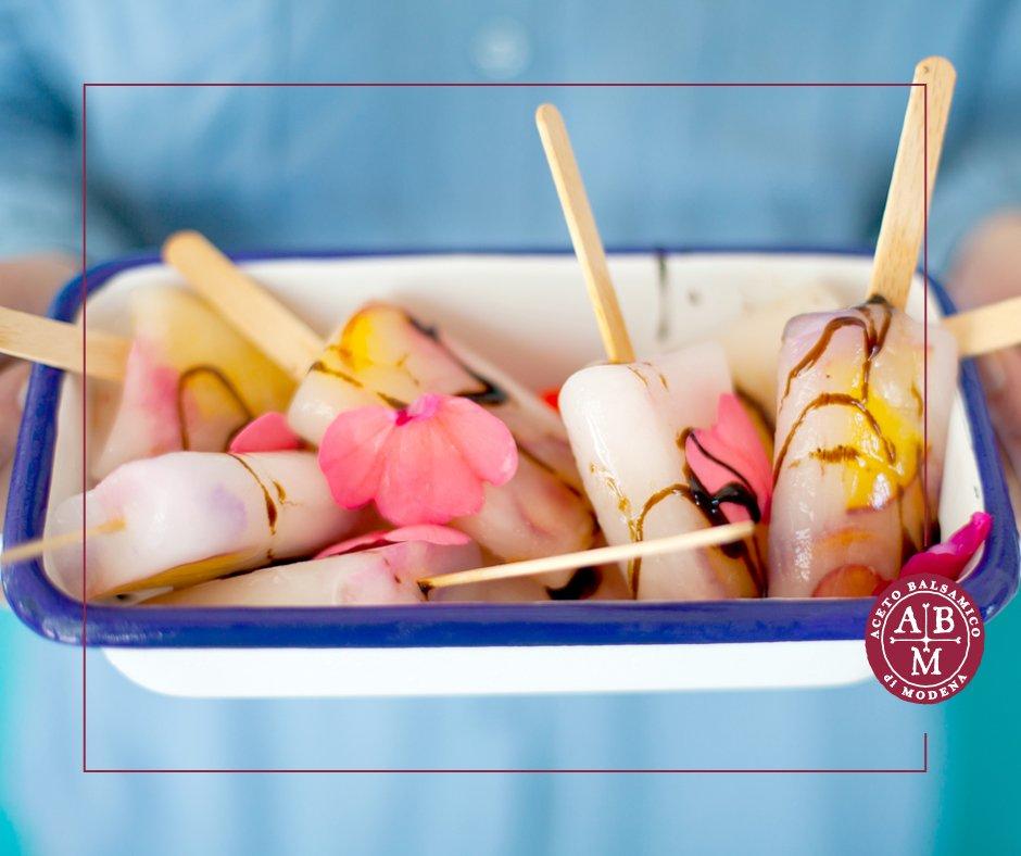 #Estate = #ghiaccioli! Ma facciamoli in casa, con la #frutta fresca, l\