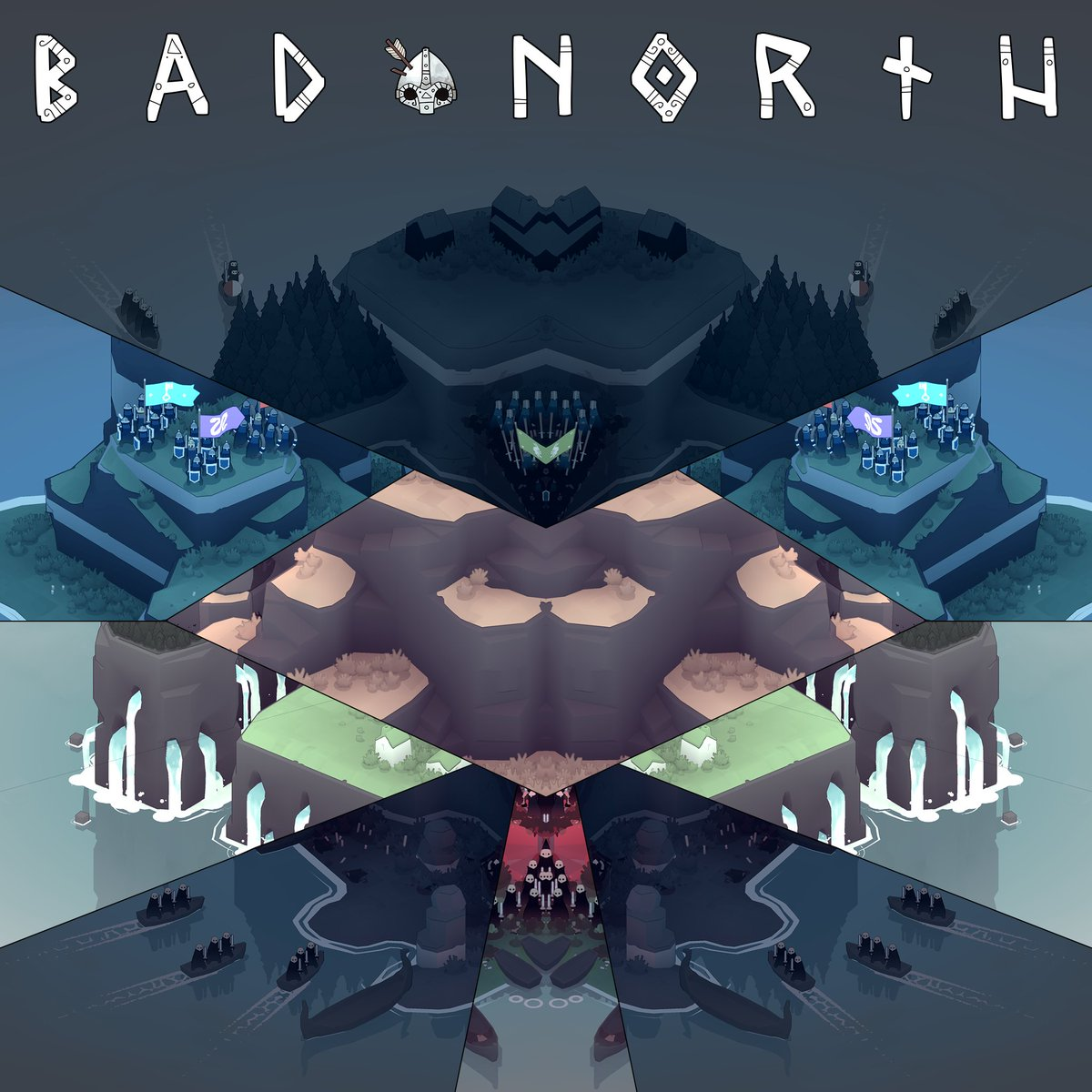 ✨🎯⚔ My first indie game Bad North is now out on Switch! ⚔🎯✨ Ive had tons of fun exploring and developing all the interesting tech, design and aesthetics that went into it. Go buy it so I can keep up this lovely indie lifestyle: nintendo.com/games/detail/b…