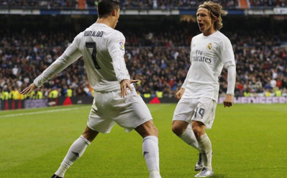Luka Modric tiết lộ sự thật bất ngờ vụ Ronaldo gia nhập Juve
