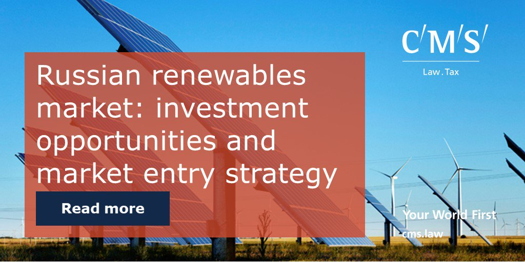 test Twitter Media - Russia has the potential to increase its use of all types of renewable energy technologies. Read more about what foreign investors need to know in our article: https://t.co/hutqUYPMkT https://t.co/w2Cgd7HEXt