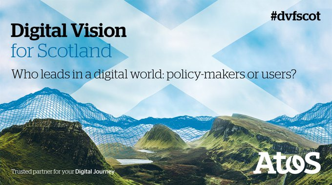 Who determines a nation's #digitalstrategy? And has there been a shift in the balance...