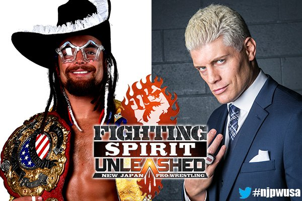 Huge matches set for FIGHTING SPIRIT UNLEASHED at WALTER PYRAMID! Cody vs Juice, Young Bucks vs G.O.D., Ospreay vs Scurll  https://www. njpw1972.com/34643  &nbsp;   #njpw #njdest<br>http://pic.twitter.com/g97FTk2ZCl