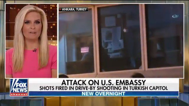 Shots fired at gate of US Embassy in Turkey, but no one hurt https://t.co/VP8Q8yjuv8 https://t.co/KiPgVqfttt