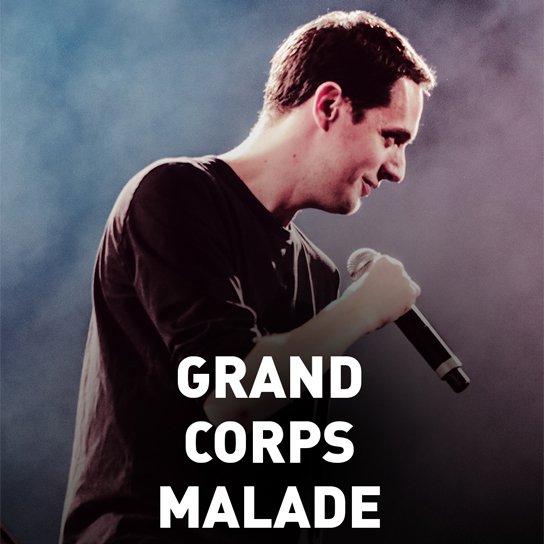 @grandcorpsmalad - dimanche 9 décembre - @sallepleyel  Son grand retour sur scène avec son nouvel album 'Plan B' déjà certifié disque d'or. BILLETTERIE #sallepleyel : https://t.co/mh5C6Kfeba https://t