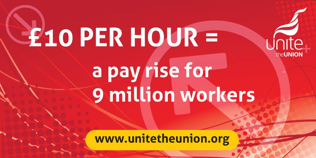 Contrast revelations last week of excessive fat cat salaries with this report on low wage misery. Low pay hurts not just those families who live on it but our entire economy. We need a £10 min wage now. #LivingWage   https://www. bbc.com/news/business- 45242008?ns_campaign=bbcnews&amp;ocid=socialflow_twitter&amp;ns_mchannel=social&amp;ns_source=twitter &nbsp; … <br>http://pic.twitter.com/Hana6CBdBa