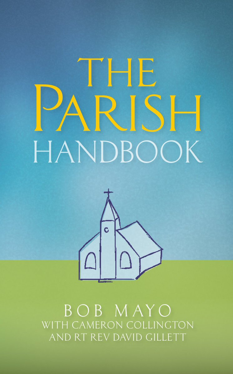 Review: &#39; a golden book, an illuminated manuscript, lovingly prepared and delicately presented.&#39;  The Parish Handbook by @RevBobMayo, Cameron Collington and @davidkgillett   @ModernChurchUK  https:// bit.ly/2vXK9sv  &nbsp;  <br>http://pic.twitter.com/czKsz9JdLA