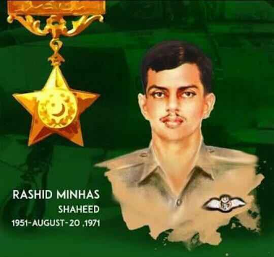 Image result for Rashid Minhas