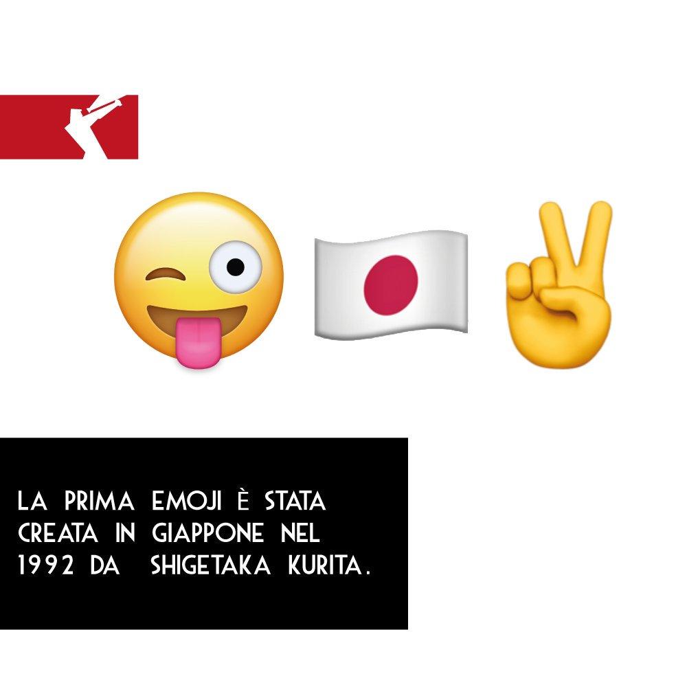 Oggi esistono in totale 2.666 emoji catalogate nell'Unicode Standard (aggiornato a giugno 2017) https://propaganda3.it/#Propaganda #Formazione #Comunicazione #Eventi#curiosità #info #notizie#emoji #emoticon #japan  - Ukustom