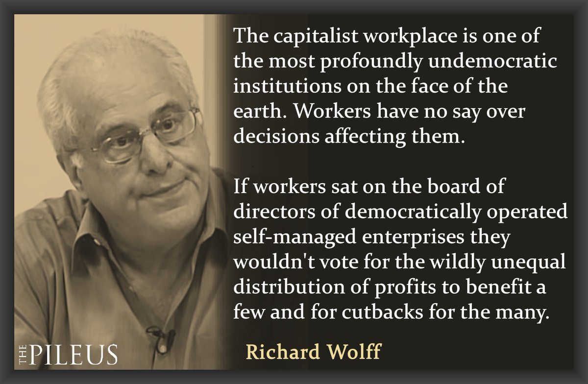 Companies that are worker co-ops or at least have workers electing reps on the board have been extremely successful in countries like Sweden and Germany. Maybe its time Britain starts to adopt these models of running companies too. <br>http://pic.twitter.com/MFPo9zCjWS