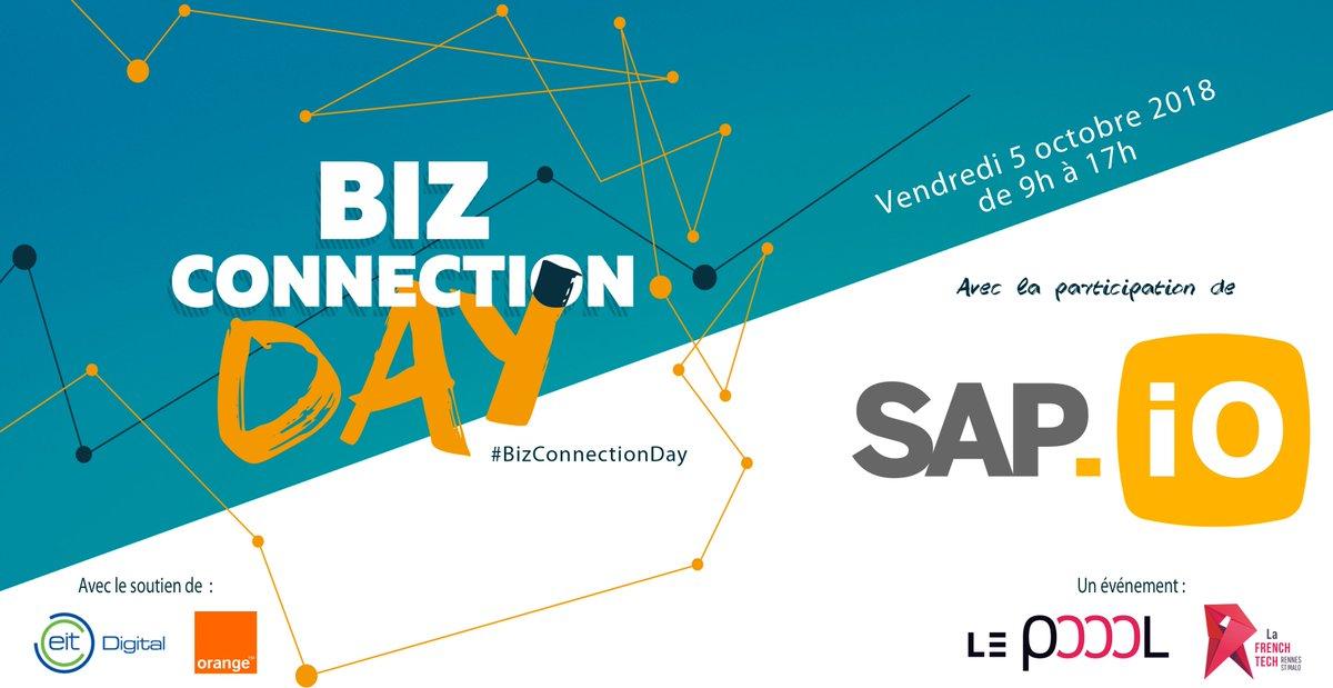 Rappel Biz Connection Day : SAP nous rejoins au #BizConnectionDay ! https://t.co/jnLivaqOHy