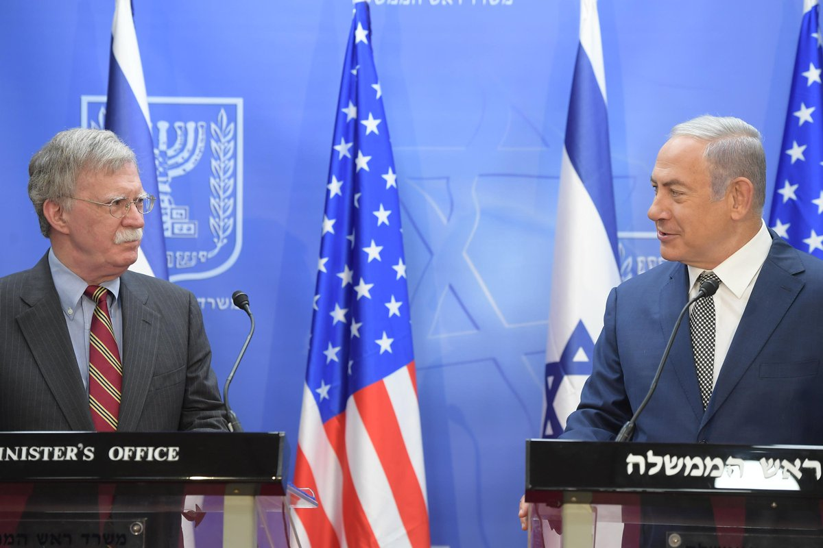 Israel is also grateful for the Trump administration's unequivocal support for Israel in international forums, and on international issues. We hear it every day, on the podiums in the White House, in the State Department, at the UN. This is deeply appreciated, and deeply valued.