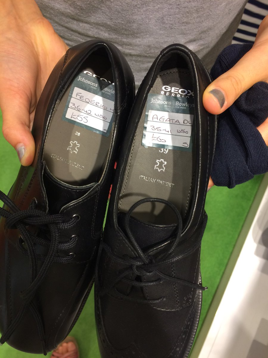 f92fa58da6b #pinktax on #Geox school shoes, and the girls' ones are less sturdy too.  pic.twitter.com/UplhAJSXnJ