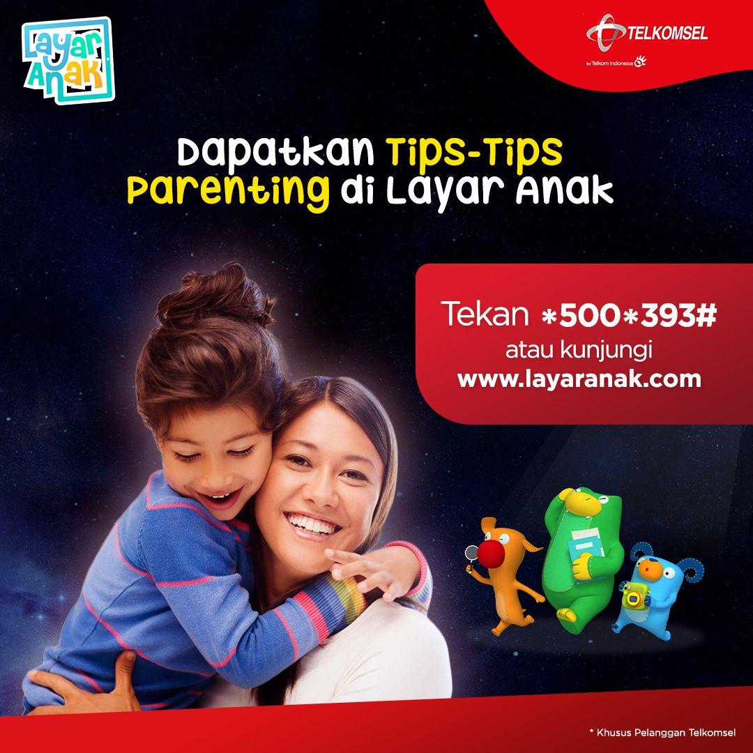 Tips-tips parenting bisa ditonton di Layar Anak. Tekan *500*393# atau kunjungi https://t.co/tuGWiYKkAr sekarang juga. https://t.co/EJvGlcfjKl