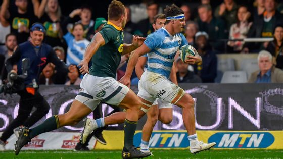 test Twitter Media - 1⃣5⃣ TEAM OF THE WEEK 🏉  We pick out the best players from the opening round of the @SanzarTRC following wins for the All Blacks and Springboks: https://t.co/4qD10mwKMm  What do you think of the team? Who would you pick?  #RugbyChampionship 🇳🇿 🇦🇺 🇿🇦 🇦🇷 https://t.co/2JJqu360xc