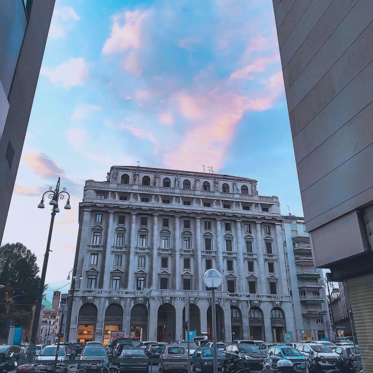 In #estate i cieli sopra #Padova sembrano dipinti  - Ukustom
