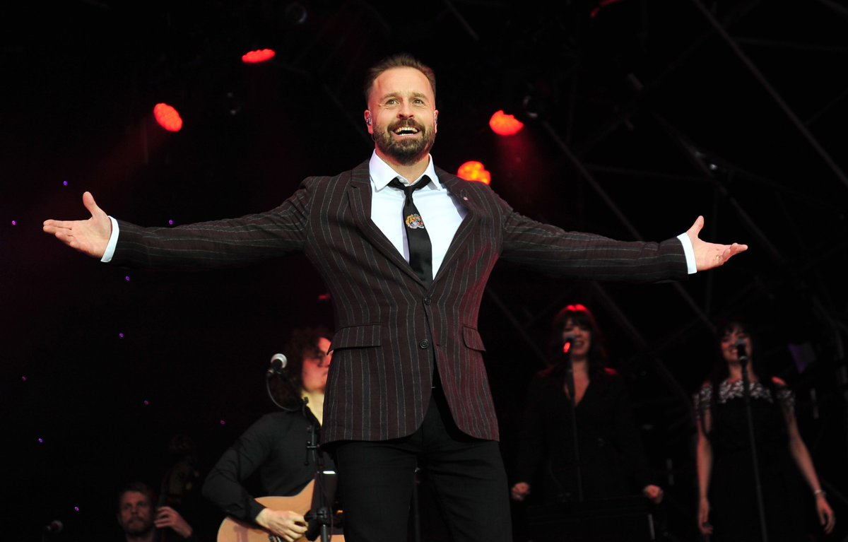 .@AlfieBoe fans hit a high note to help @trinity_hospice blackpoolgazette.co.uk/whats-on/music…