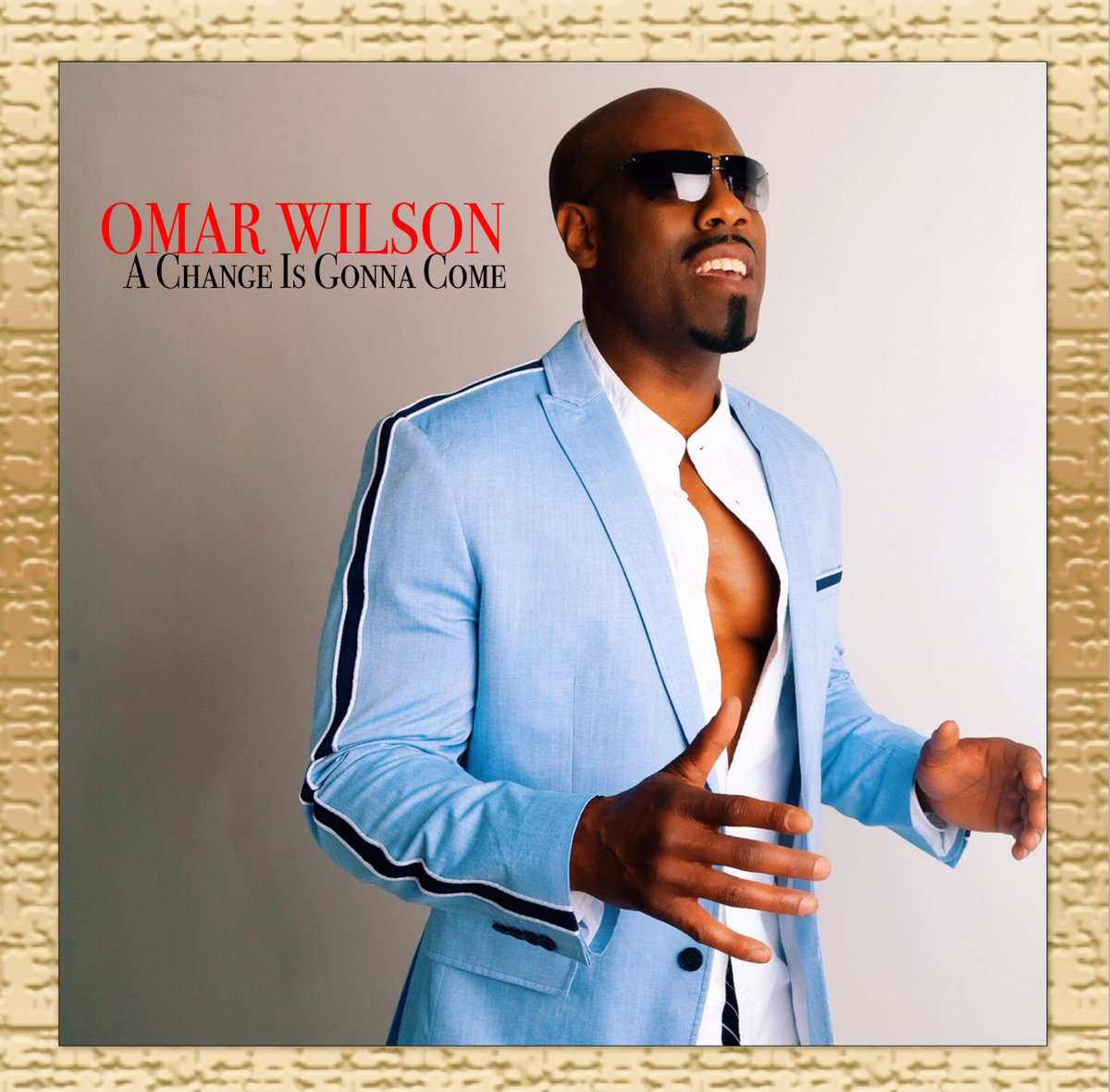 After coming off his stunning rendition of JAMES BROWN ITS A MANS WORLD BSE Recordings Artist OMAR WILSON @OmarWilson will release A Change is Gonna Come previously performed by the great Sam Cooke on 9/28/18 in Epic fashion as only Omar Wilson can!! #Soul Media #RnB
