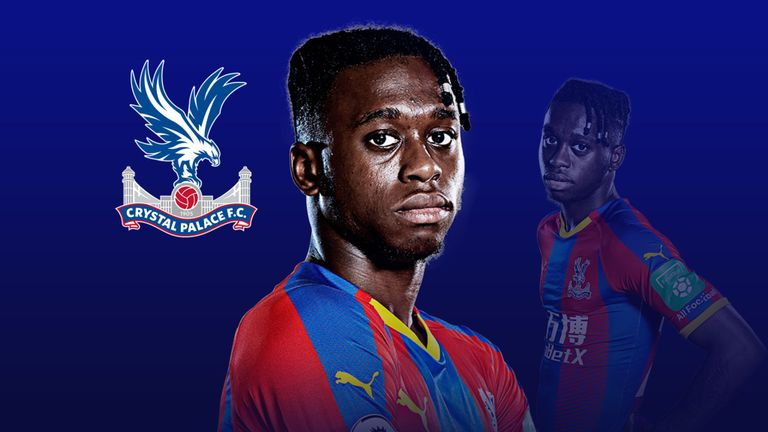 18 months ago he had never played in defence. Now he is one of Englands most exciting young right-backs. The story of Aaron Wan-Bissakas rise at Crystal Palace: skysports.tv/2kbnRh | @p_smith86