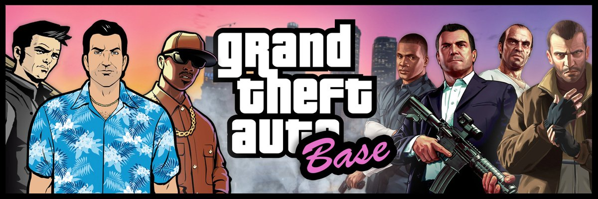 Do you like our new banner?  (Graphic by our @JohnM90GTA)  Follow us for everything #GTAV, #GTAOnline &amp; @RockstarGames.<br>http://pic.twitter.com/poOtcr6FFE