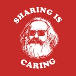 Image for the Tweet beginning: Sharing is caring, my dear
