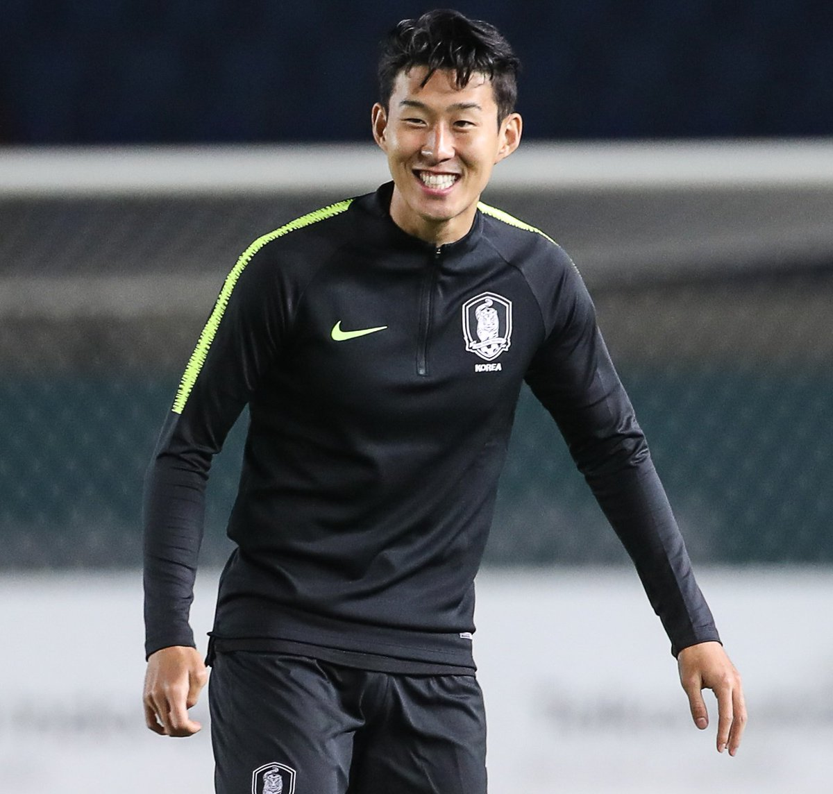 🇰🇷 Best of luck to Sonny who captains South Korea in their final group match of the Asian Games today. 👏 #COYS