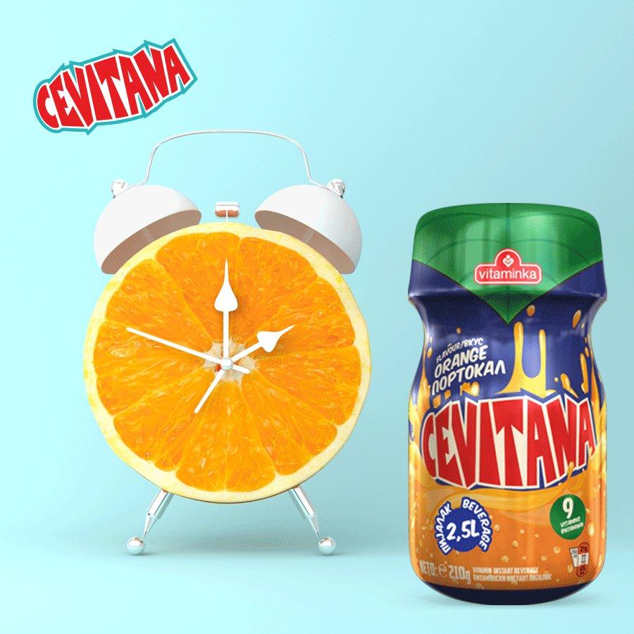 It's Cevitana О'clock!  #Cevitana #summer https://t.co/gYtYv5Gpjv