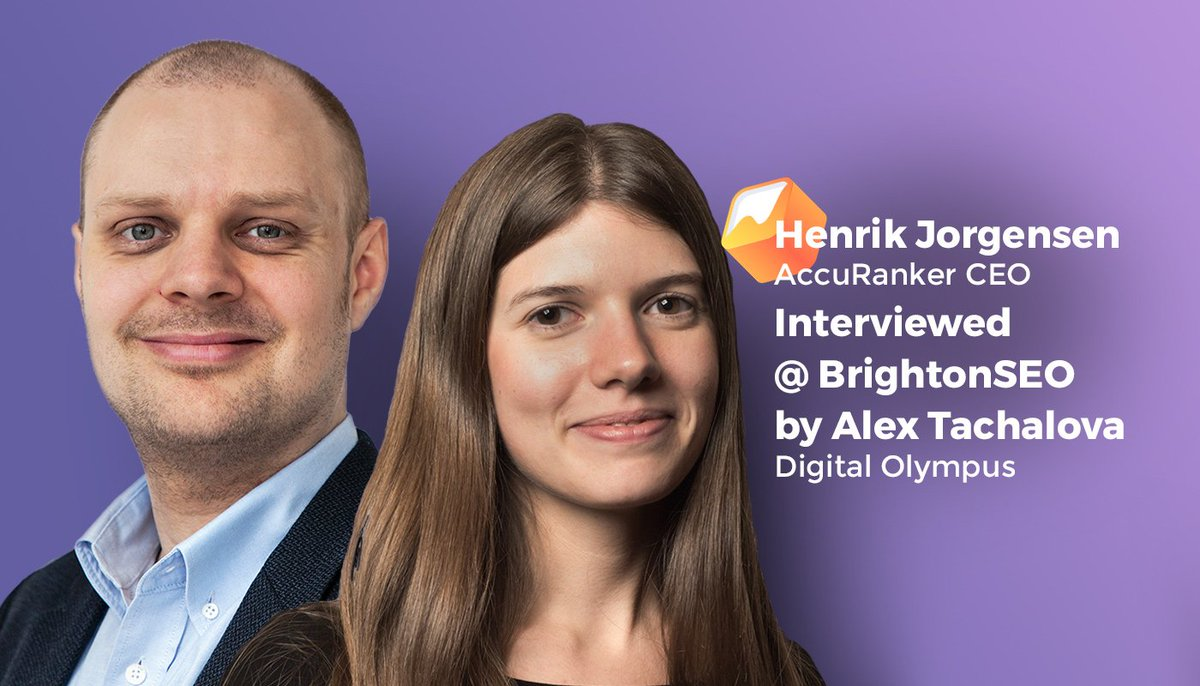 Check out interview with our CEO @h3nriksj at @brightonseo by @AlexTachalova from @DigitalOlympus ! #SEO #BrightonSEO #conference #DigitalMarketing   https://www. youtube.com/watch?time_con tinue=1&amp;v=wyykNkaqLHA &nbsp; … <br>http://pic.twitter.com/oEsjgOZdvM