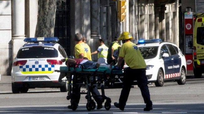 Catalogna, assalto a stazione di polizia un attacco terroristico https://t.co/aGeucN1jF8