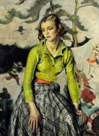 Kathleen MannRitratto di signora1931Chi ti vuole bene conosce tre cosedi te: il dolore dietro al tuo sorriso,l\