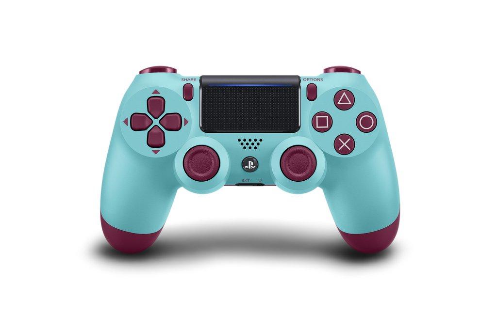 Sony lanza su control PS4 DualShock en cuatro nuevos colores