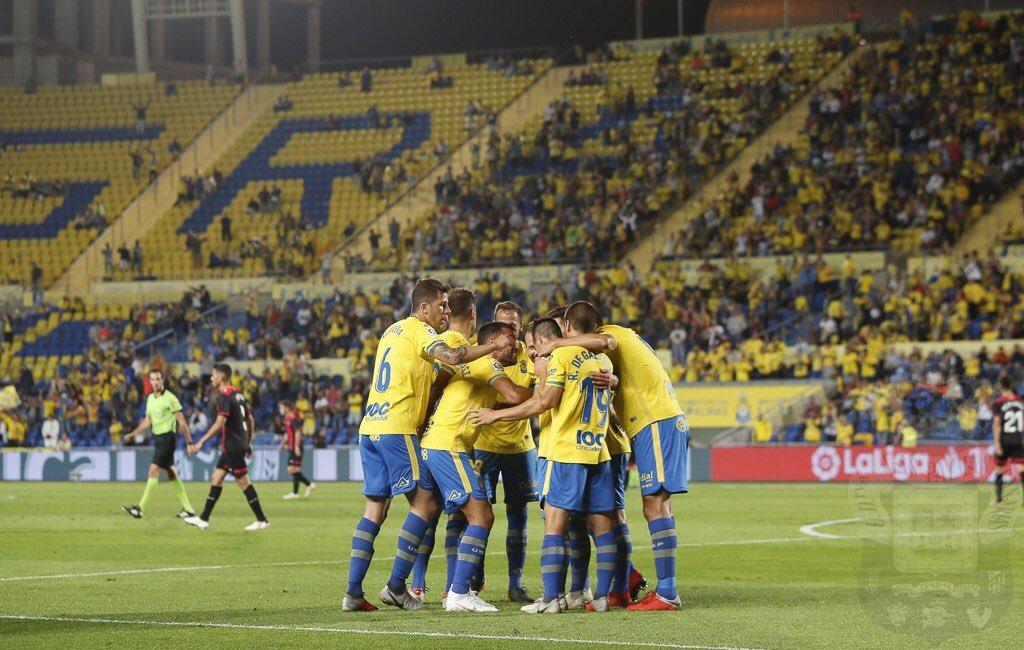 Buena manera de empezar la temporada. Grande @UDLP_Oficial! #Team #PíoPío 🐥🐥