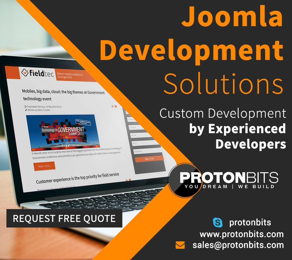 Looking to the upgrade your Joomla version to Joomla 3.8? ProtonBits offer Joomla Upgradation & Migration Solution. Contact us now for more detail -> #joomlaupgradation #joomlamigration #joomla3   https:// buff.ly/2MD6cyp    <br>http://pic.twitter.com/4EmVI7EIPd