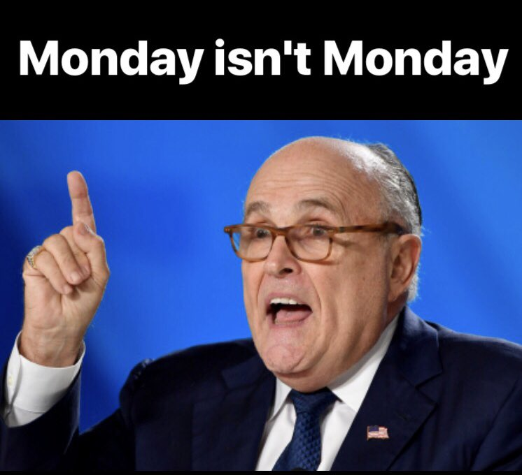 #MorningJoe a little Monday motivation from your friend Rudy! <br>http://pic.twitter.com/Agby7SopU8